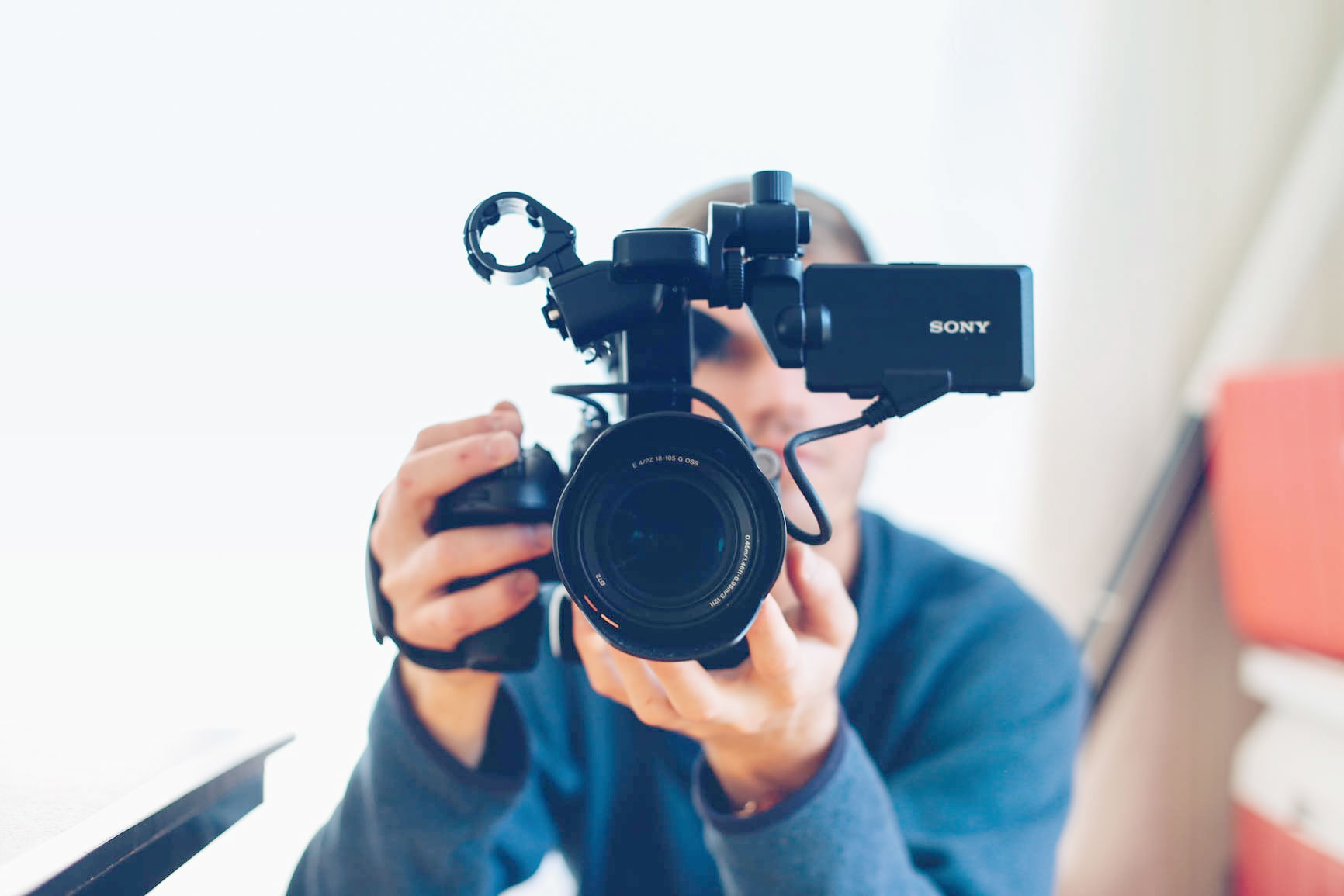 Rodaje de spot semana de cine corto de sonseca
