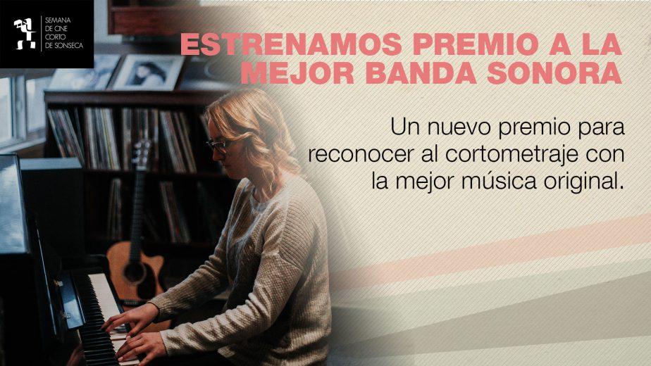 Nuevo premio banda sonora original en la Semana de Cine Corto de Sonseca