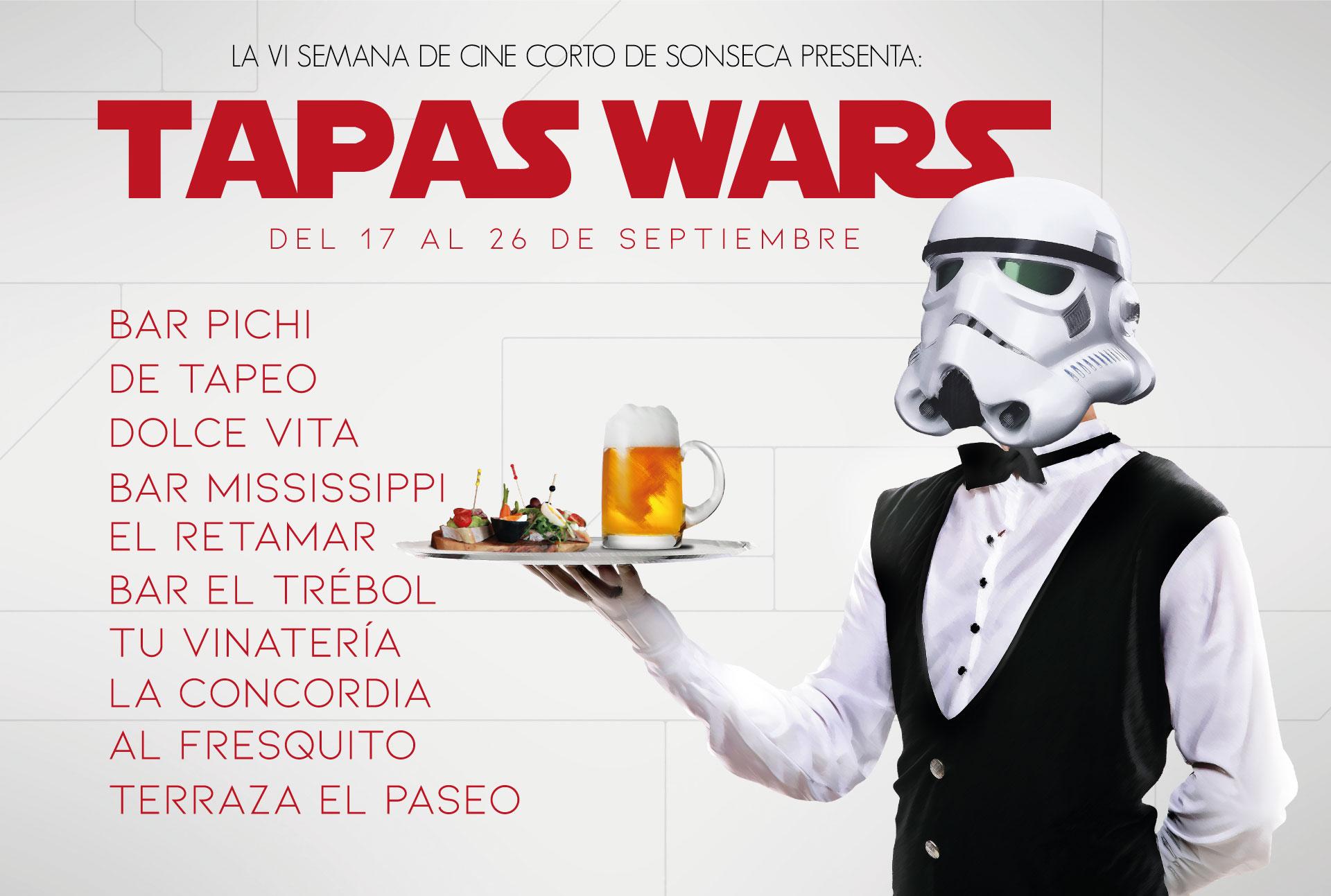 RUTA DE TAPAS TASPAS WARS